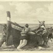 Redningsbåd.-150