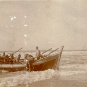 Redningsbåd.-152