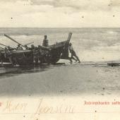 Redningsbåd.-162