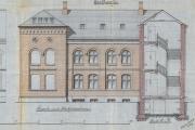 Forslag til ombygning af Kirkepladsen 1