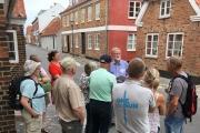 Byvandring: Byggeskik og købmandsgårde i 1700-tallet
