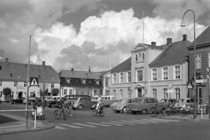 Torvet 1 - Det gamle rådhus i Ringkøbing