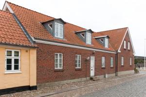 Ø Strandgade 39, 41og 45