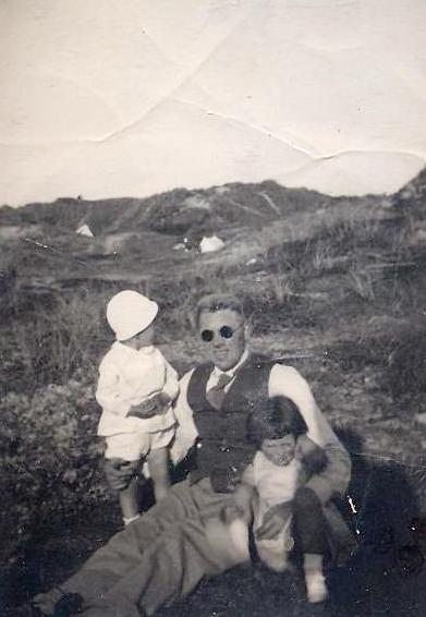 Far, Rigmor og mig