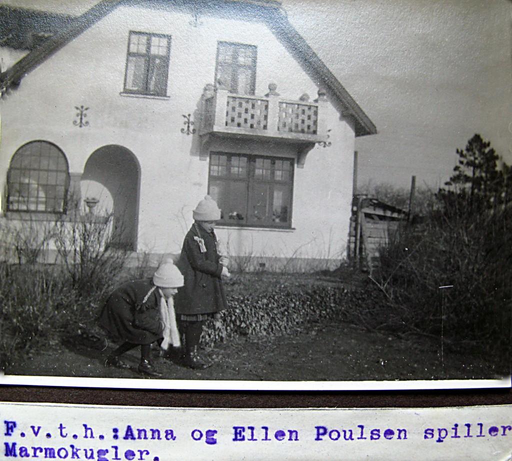 Billede fra familiealbum