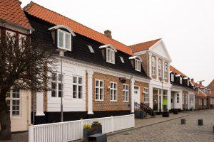 Huse i Ringkøbing og omegn