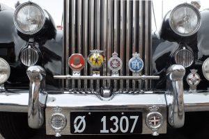 Veteranbiler og bygningskultur - Billedgalleri 2017